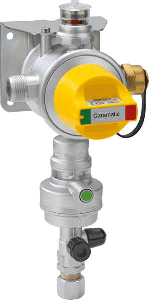 Picture of CARAMATIC DRIVETWO 30 MBAR - CRASH SENSOR - VERTICAAL MODEL