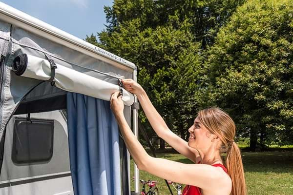 Image de CARAVANSTORE XL ZIP 410 ROYAL GREY